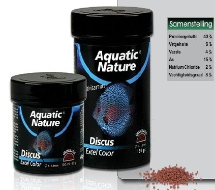 Aquatic Nature Discus Excel Color 320ml