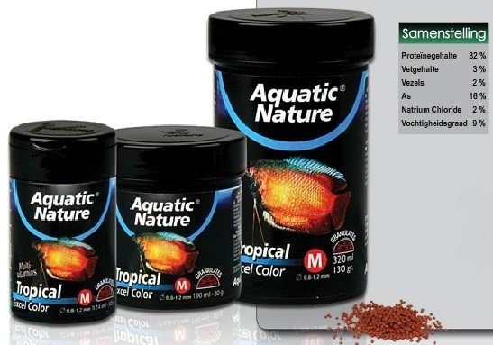 Aquatic Nature Tropical Excel Color M 320ml