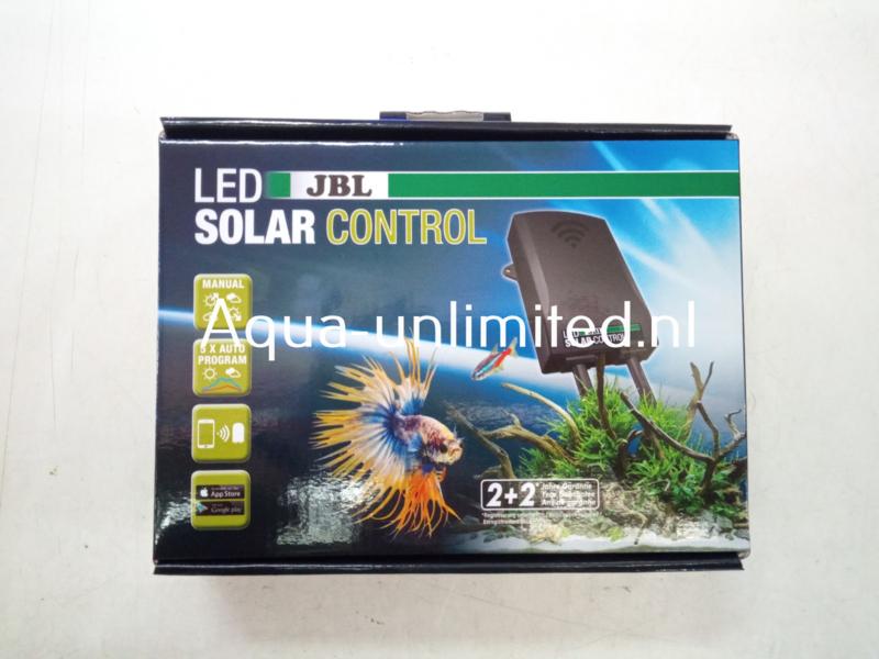 JBL LED SOLAR WiFi controller