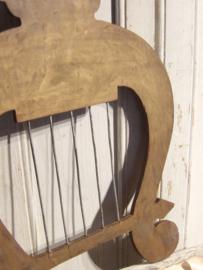 Oude harp