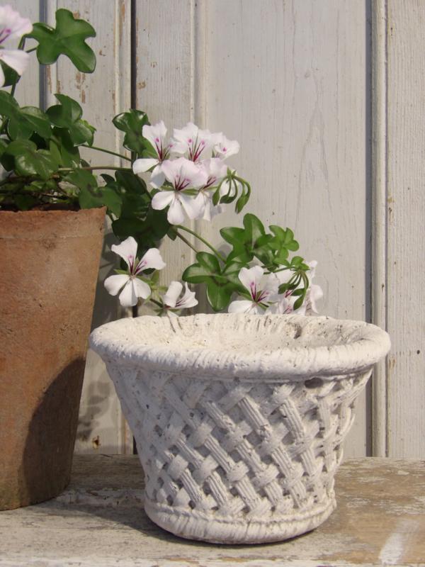 Franse bloempot