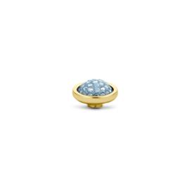 Vivid Shiny Aqua | Rvs, Geel goud, Rose goud