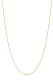 FR Box ketting | Rvs, Geel goud, Rose goud ( FN11)