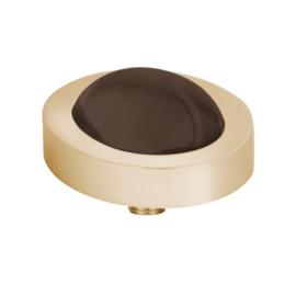 Vivid - Coffee | Rvs, Geel Goud, Roze Goud (M01SR 9050)