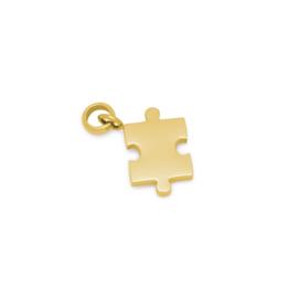 Friends Puzzle| Rvs, geel goud, rosé goud (FP09)