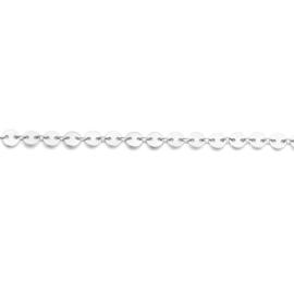 FR Circle armband | Rvs, Geel goud, Rose goud (FB16)