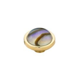 Vivid Abalone | Rvs, Geel Goud, Roze Goud (M01SR 9092)