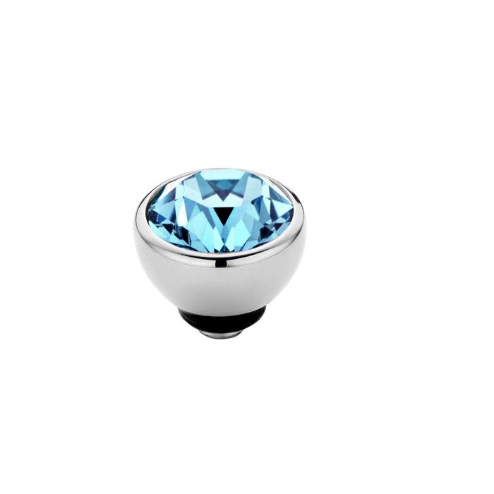 Twisted Aquamarine | Rvs, Geel Goud, Roze Goud ( M01SR 5011/5012)