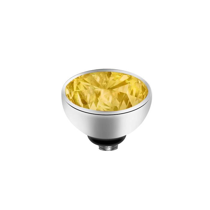Twisted CZ Meddy   yellow