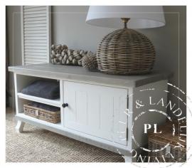 Maatwerk! Landelijk tv-meubel Petit Queen Ann