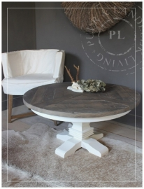 Maatwerk / landelijke salontafel / SOLO CASTLE