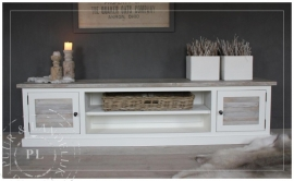 Maatwerk / tv meubel / FLAME / romantic beach