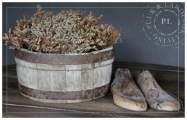 Maatwerk / landelijke eettafel / SOLO CASTLE / old wood