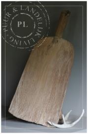 Oude houten schep / No.10