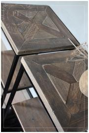 Maatwerk / nachtkastjes PERFECTLY / old wood