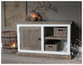 Maatwerk / tv meubel / old wood / PETIT