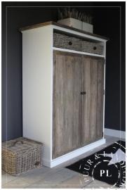 Maatwerk / VULCANO kast / Old wood
