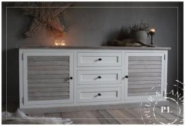 Maatwerk / dressoir / OCEAN / louvre / romantic beach