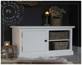 Maatwerk / tv meubel / WHITE / petit