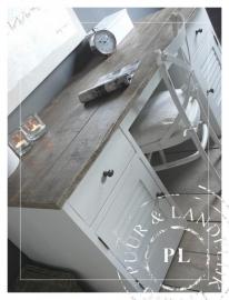Maatwerk / Landelijk bureau  / ENJOY/  louvre / old wood