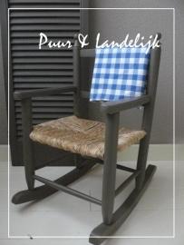 Kinder schommelstoel - Verkocht -
