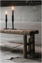 Unieke oude houten salontafel / pracht exemplaar!!