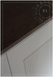 Maatwerk kastje AUTUMN / soft linnn  eiken top