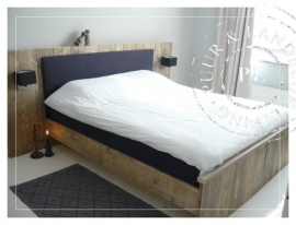 Maatwerk! Landelijk robuust masterbed / bed