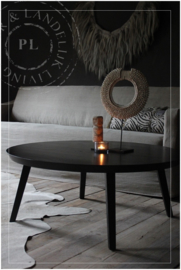 Ronde stoere salontafel / SPIDER