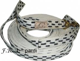 F.R.A. pardi,  longeerlijn in 5 verschillende kleuren