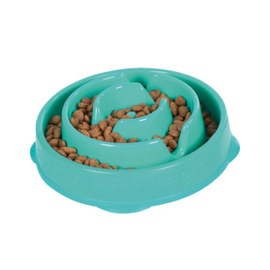 FUN FEEDER MINI TEAL (BLAUW/GROEN)