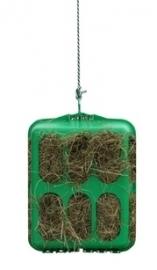 Hooi Feeder kunststof groen, parktisch onverwoestbaar