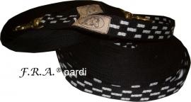 FRA dubbele longeerlijn Pardi in het zwart