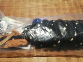 F.R.A. Jarn loswerktouw bullsnap 4,20 mtr kleur zwart