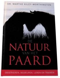 De Natuur van het Paard door Dr Marthe Kiley Worthington