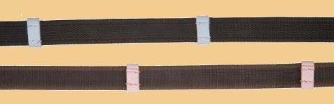 Barefoot Pony Teugels (zwart-blauw / bruin-roze)