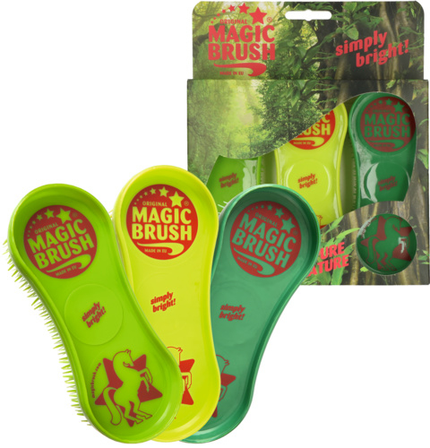 MagicBrush brush set Pure Nature