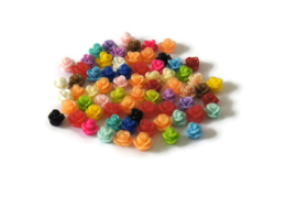 KOOPJE - MIX CABOCHONS / 10MM