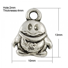 BED.119 - BEDEL PINGUIN / 13 X 10MM