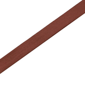 PLAT LEER DARK BROWN / 5 X 2MM