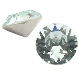 "SS29 / SWAROVSKI PUNTSTEEN ""LIGHT AZORE GREEN"" / 6,2MM"