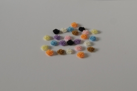 CAB.85 - MIX CABOCHONS / 10MM