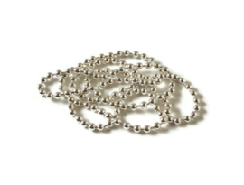 173 - BALL CHAIN KETTING  / 4,5MM