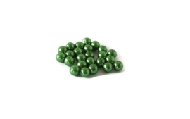 65 - GLASPARELS GROEN / 8MM
