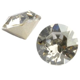 "SS29 - SWAROVSKI PUNTSTEEN ""CRYSTAL SILVER SHADE"" / 6,2MM"