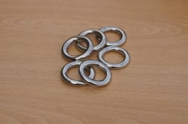 TB.89 - METALLOOK RINGEN / 34 x 5MM