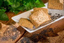 Crackers Chia/sesam 360 gram