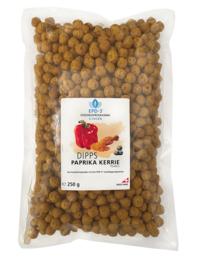 Dipps paprika/kerrie (250 gram)
