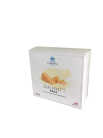 Crackers kaas - hartig (360 gram)