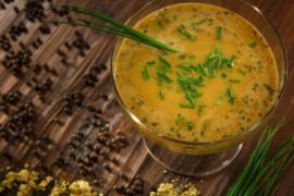 Kerrie soep (250 gram)